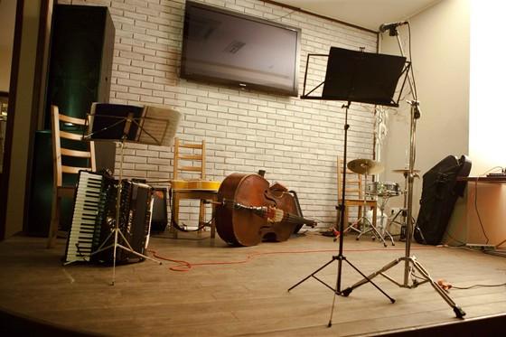 Ресторан Шантиль - фотография 4 - Арт-площадка