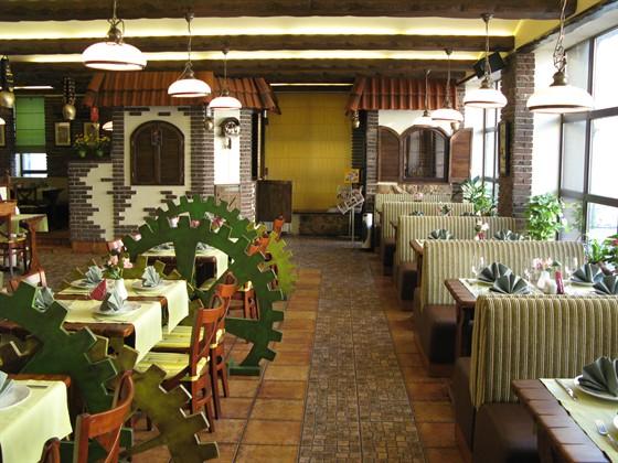 Ресторан Альпийская терраса - фотография 11