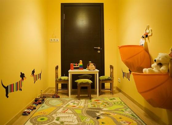 Ресторан Капучинофф - фотография 13 - Детская игровая комната
