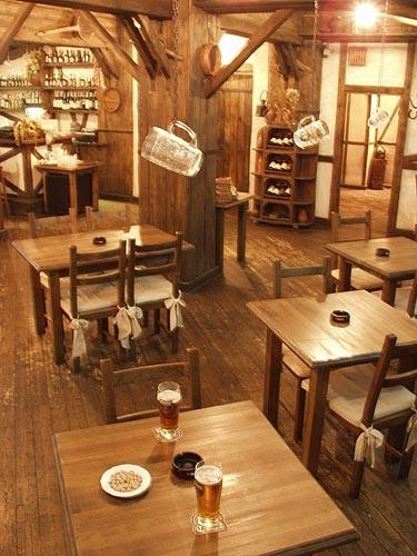 Ресторан Старая мансарда - фотография 2