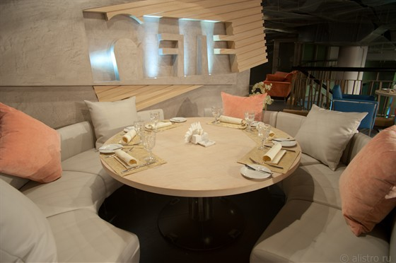 Ресторан Rete - фотография 8