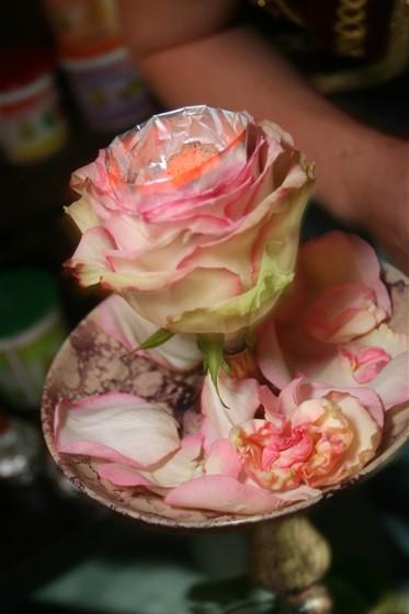 Ресторан Shisha - фотография 8 - Кальян на свежем бутоне розы!