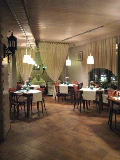 Ресторан Лохматый кашалот - фотография 1