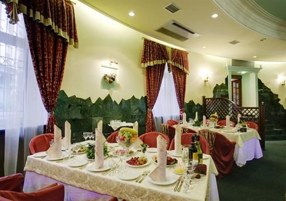 Ресторан Каменный цветок - фотография 3
