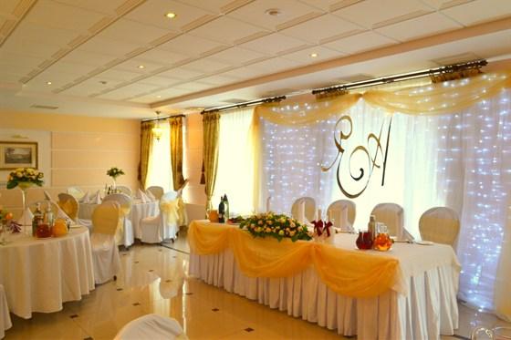 Ресторан Шереметьевский - фотография 5 - свадьба в парк-отеле Шереметьевский