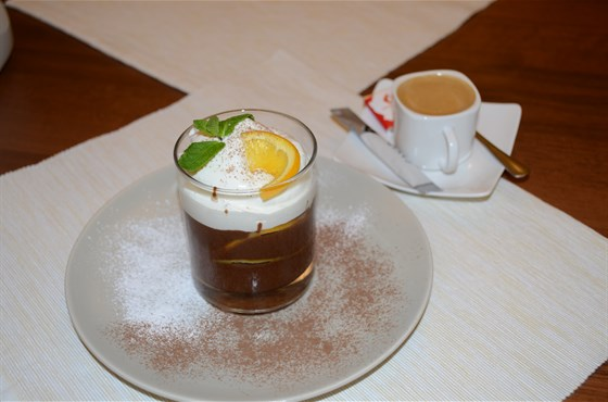 Ресторан Миндаль - фотография 5 - Десерт