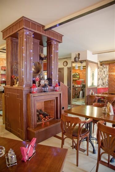 Ресторан Life Café - фотография 16