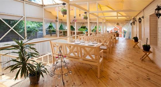 Ресторан Хлеб и вино - фотография 6