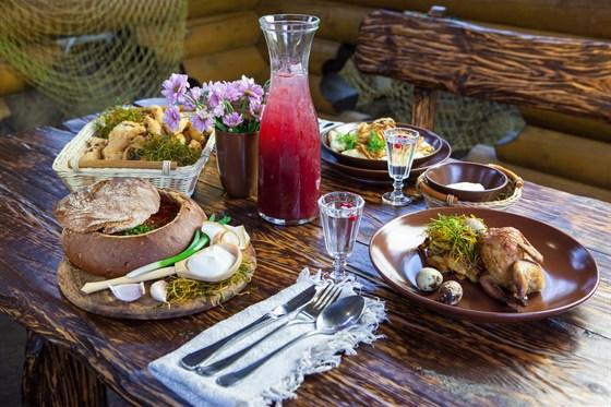 Ресторан Кон-коронель - фотография 1 - приятного аппетита!!!!!