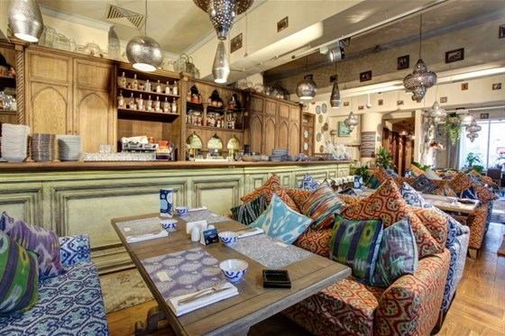 Ресторан Бричмула - фотография 12