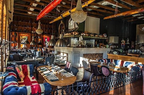 Ресторан New York - фотография 6 - Второй этаж