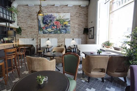Ресторан Икра - фотография 2