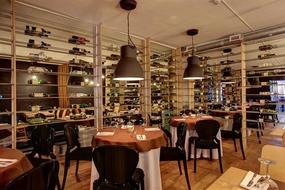 Ресторан Vinostudia - фотография 16