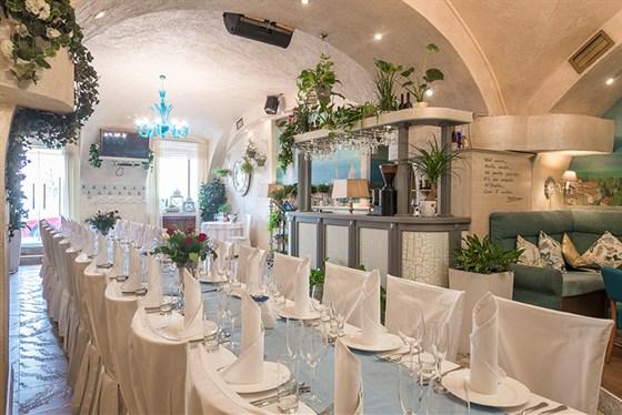 Ресторан Palermo - фотография 11 - Ресторан Палермо/Palermo restaurant