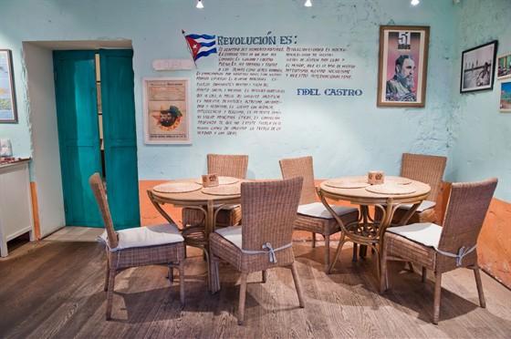 Ресторан O! Cuba - фотография 11