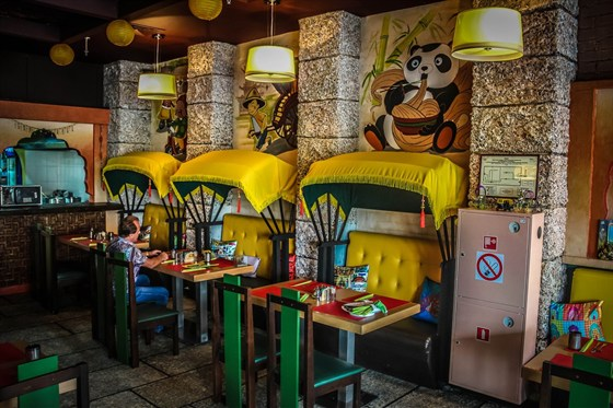 Ресторан Маха рикша - фотография 8