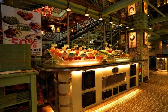 Ресторан Грабли - фотография 11 - грабли