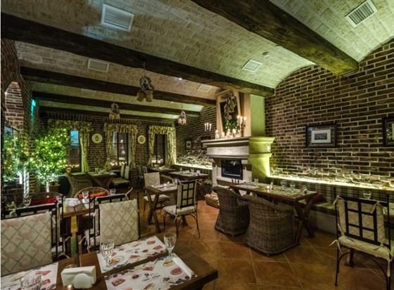 Ресторан Villa della pasta - фотография 12