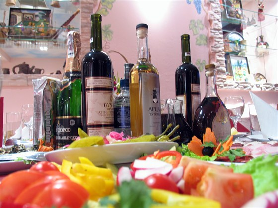 Ресторан Байазет - фотография 9