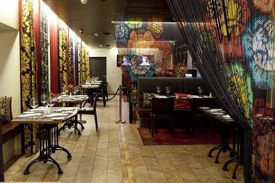 Ресторан Метаморфоз - фотография 4 - Metamorfos Restaurant