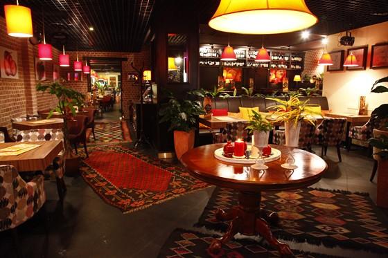 Ресторан Saperavi Café - фотография 24