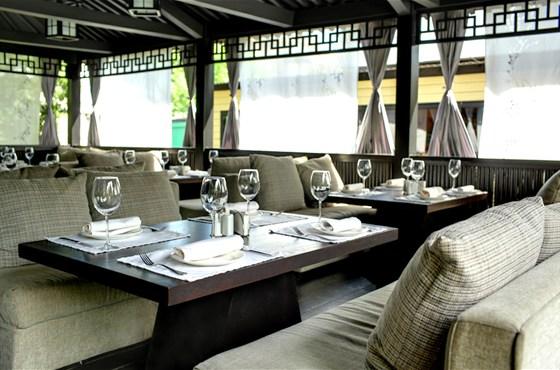 Ресторан Оранжерея - фотография 8