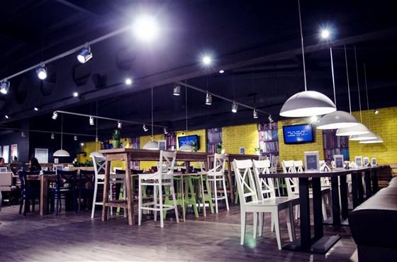 Ресторан Ё-ланч - фотография 2