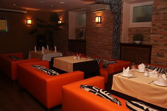 Ресторан Синяя река - фотография 12 - Третий зал