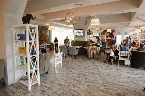 Ресторан Андерсон в Зеленограде - фотография 2