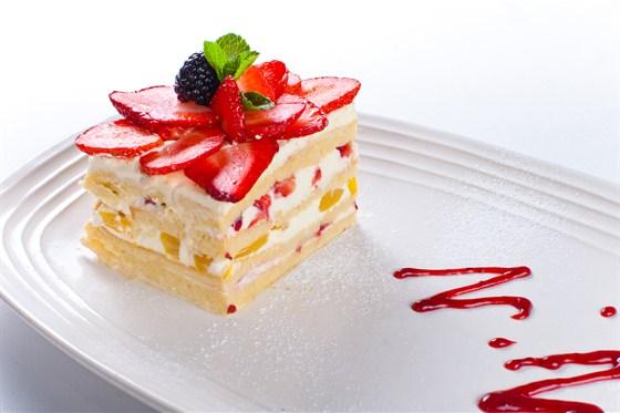 """Ресторан Mexican Club - фотография 11 - Знаменитый """"Трес Лечес"""", нежный десерт известный каждому мексиканцу!"""