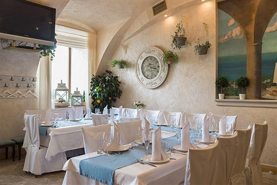 Ресторан Palermo - фотография 14 - Ресторан Палермо/Palermo restaurant