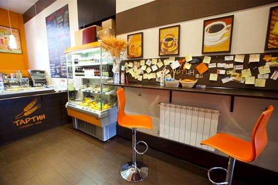 Ресторан Тартин - фотография 2