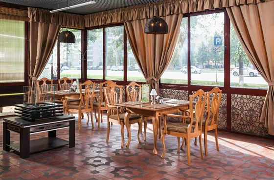 Ресторан Ричард - фотография 2 - Летняя терраса