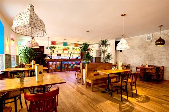 Ресторан Oh! Mumbai - фотография 3 - Интерьер