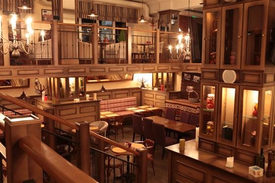 Ресторан Батони - фотография 7 - Кафе Батони