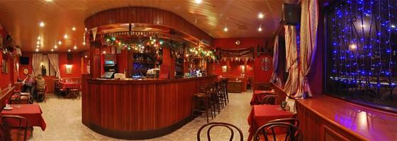 Ресторан Золотая лихорадка - фотография 18 - Интерьер