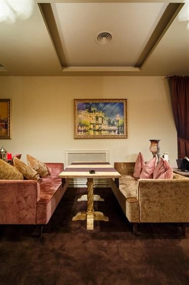 Ресторан Архитектор - фотография 19 - основной зал