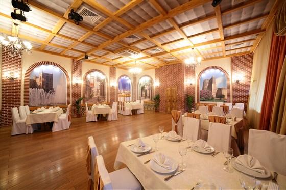 Ресторан Бакинский бульвар  - фотография 18