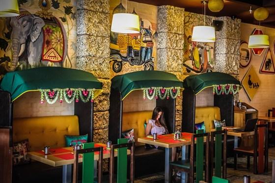 Ресторан Маха рикша - фотография 7