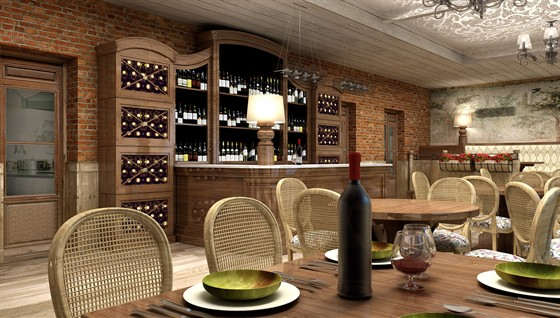 Ресторан Massimo - фотография 5