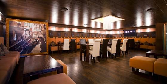 Ресторан Polenta - фотография 8 - Чайная комната