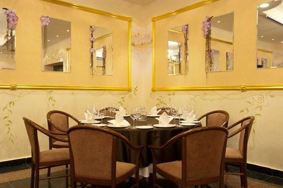 Ресторан Валимар - фотография 11 - Золотой зал