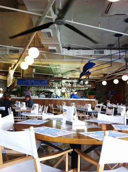 Ресторан Osteria numero Uno - фотография 1