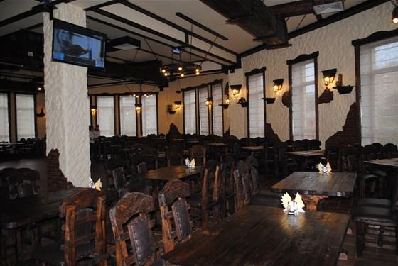Ресторан Пеньки - фотография 1