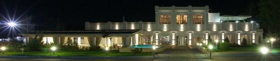 "Ресторан Джотто - фотография 2 - Ресторан ""Джотто"". Фасад. Вечер."