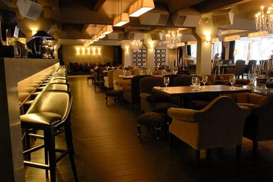 Ресторан Royal Bar - фотография 8 - Основной зал