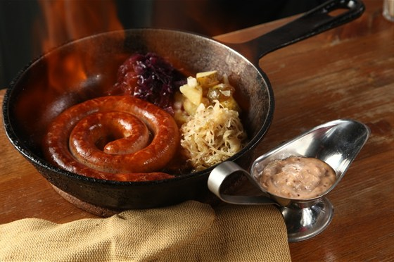 Ресторан Сварня - фотография 4 - Дуговая сварка