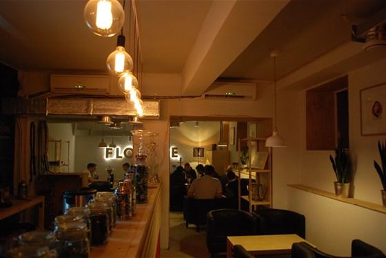 Ресторан F-Lounge - фотография 1 - F-lounge Тверская