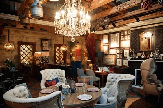 Ресторан Онегин дача  - фотография 1