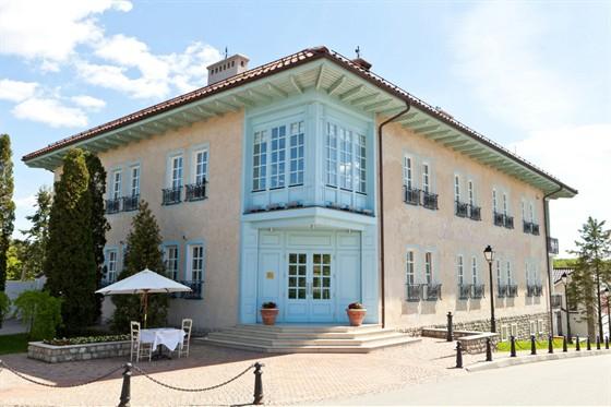 Ресторан La colline - фотография 18 - Добро пожаловать!  14-й км Рублево-Успенского шоссе, Большое Сареево, ул. Речная, 1